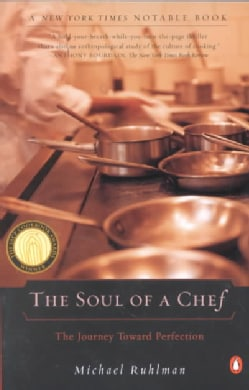 The Soul of a Chef: The Journey Toward Perfection (Paperback)