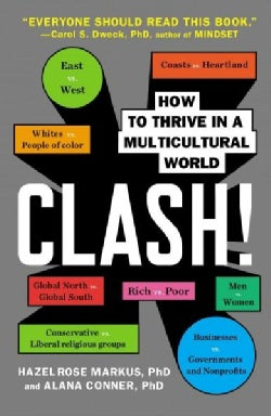 Clash!: How to Thrive in a Multicultural World (Paperback)