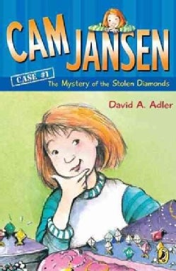 Cam Jansen and the Mystery of the Stolen Diamonds (Paperback)