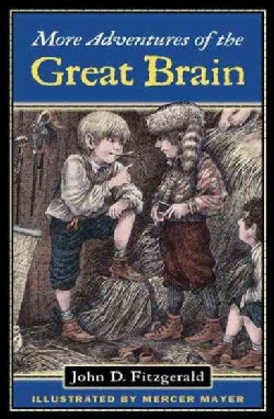 More Adventures of the Great Brain (Paperback)