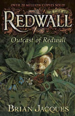 Outcast of Redwall (Paperback)