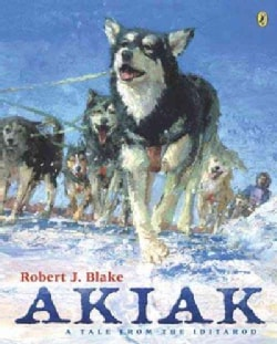 Akiak: A Tale from the Iditarod (Paperback)