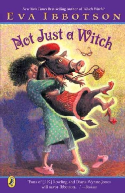 Not Just a Witch (Paperback)