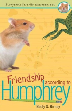 Friendship According to Humphrey (Paperback)