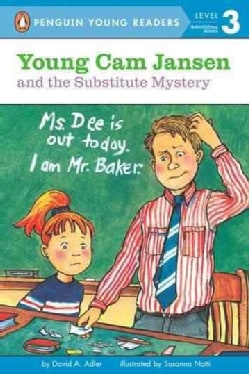 Young Cam Jansen and the Substitute Mystery (Paperback)