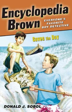 Encyclopedia Brown Saves the Day (Paperback)
