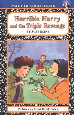 Horrible Harry and the Triple Revenge (Paperback)