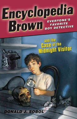 Encyclopedia Brown and the Case of the Midnight Visitor (Paperback)