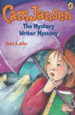 Cam Jansen and the Mystery Writer Mystery (Paperback)