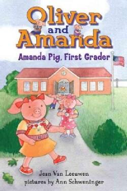 Amanda Pig, First Grader (Paperback)