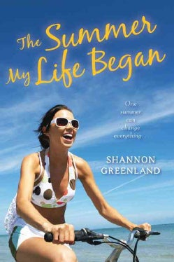 The Summer My Life Began (Paperback)