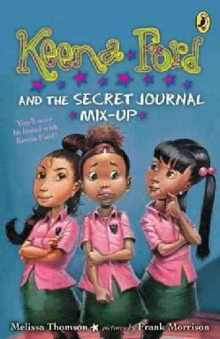 Keena Ford and the Secret Journal Mix-Up (Paperback)