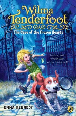 The Case of the Frozen Hearts (Paperback)