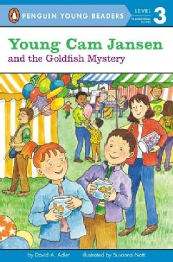 Young Cam Jansen and the Goldfish Mystery (Paperback)