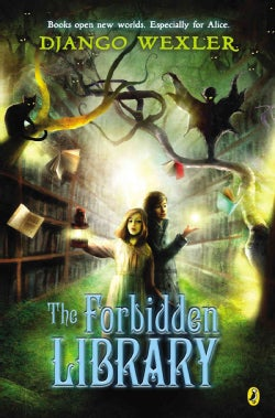 The Forbidden Library (Paperback)