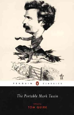 The Portable Mark Twain (Paperback)