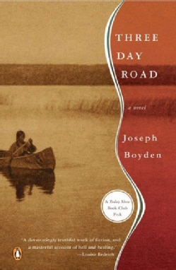 Three Day Road (Paperback)