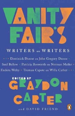 Vanity Fair's Writers on Writers (Paperback)