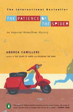 The Patience of the Spider (Paperback)