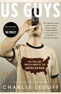 US Guys: The True and Twisted Mind of the American Man (Paperback)