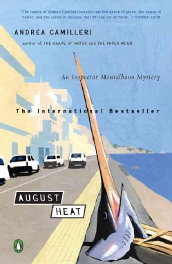 August Heat (Paperback)