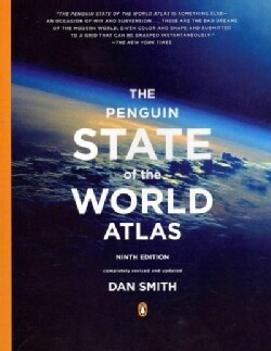 The Penguin State of the World Atlas (Paperback)