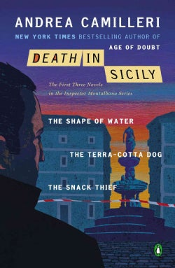 Death in Sicily: The Shape of Water / The Terra-Cotta Dog / The Snack Thief (Paperback)