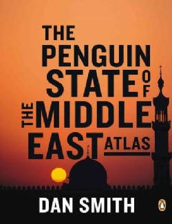 The Penguin State of the Middle East Atlas (Paperback)