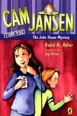 Cam Jansen and the Joke House Mystery (Paperback)