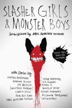 Slasher Girls & Monster Boys (Paperback)