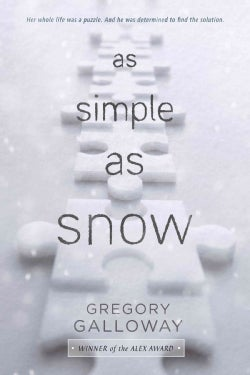 As Simple As Snow (Paperback)