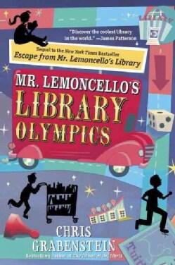 Mr. Lemoncello's Library Olympics (CD-Audio)