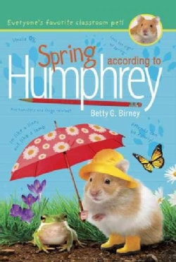 Spring According to Humphrey (CD-Audio)