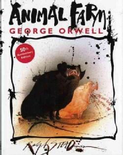 Animal Farm: A Fairy Story (Hardcover)