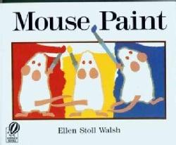 Mouse Paint (Paperback)