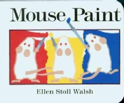 Mouse Paint (Board book)