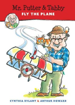 Mr. Putter & Tabby Fly the Plane (Paperback)