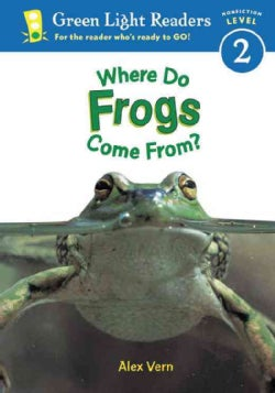 Where Do Frogs Come From?: Level 2 (Paperback)