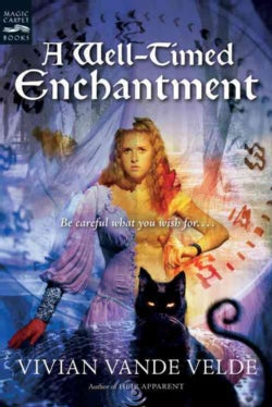 A Well-Timed Enchantment (Paperback)