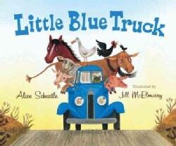 Little Blue Truck (Hardcover)