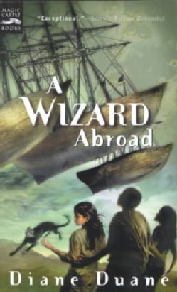 A Wizard Abroad (Paperback)