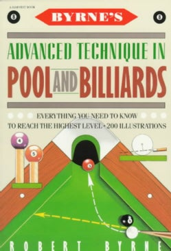 Byrne's Advanced Technique in Pool and Billiards (Paperback)