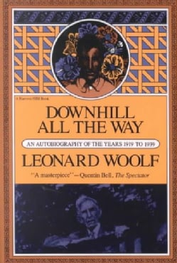 Downhill All the Way: An Autobiography of the Years 1919 to 1939 (Paperback)