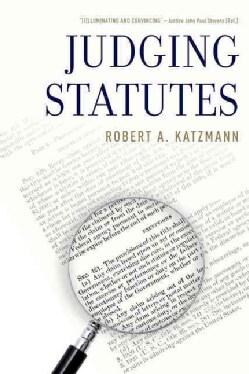 Judging Statutes (Paperback)