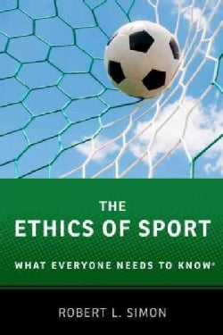 The Ethics of Sport (Paperback)