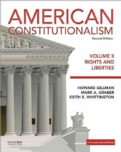American Constitutionalism: Rights and Liberties (Paperback)