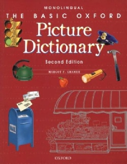 The Basic Oxford Picture Dictionary (Paperback)