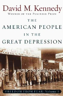The American People in the Great Depression: Freedom from Fear (Paperback)