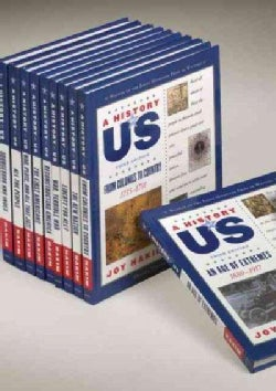A History of the U.S. (Paperback)