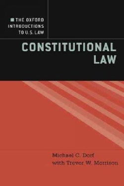 The Oxford Introductions to U.S. Law Constitutional Law (Paperback)